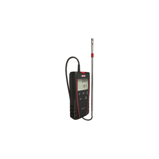 Portable Hotwire Anemometer